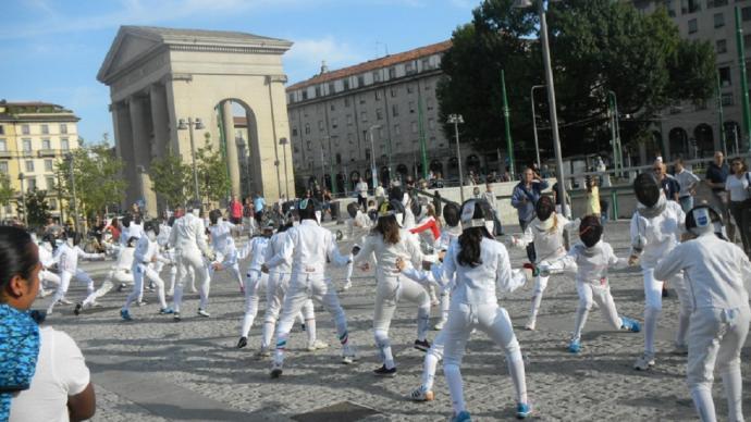 Milano Sport Night: La grande sfida