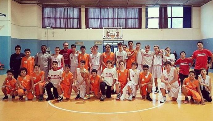 Milano Sport Night: Un Assist al Sociale – partita U14M